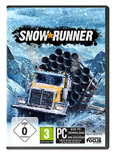 Snowrunner: Standard Edition - [PC]