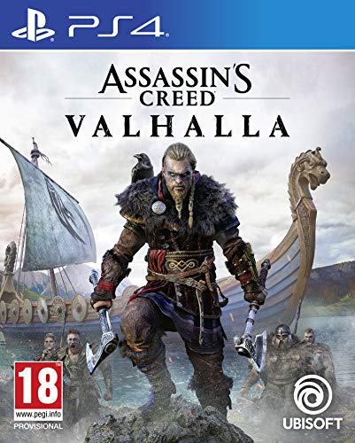 Ubisoft Assassin's Creed Valhalla PS4