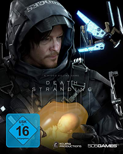 Death Stranding Deluxe Edition - [PC]