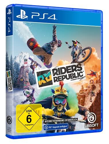 Riders Republic - (kostenloses Upgrade auf PS5) - [PlayStation 4]