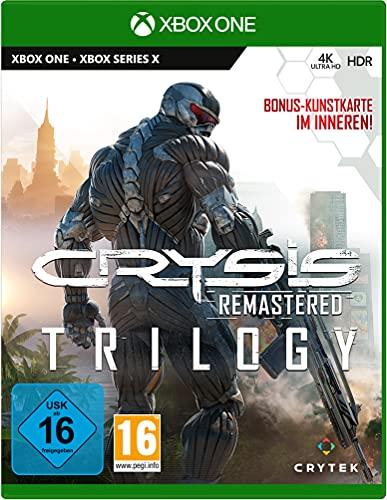 CRYSIS REMASTERED TRILOGY (Xbox One / Xbox Series X)