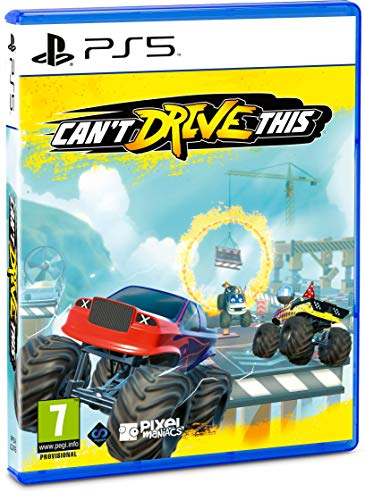 Can't Drive This (PlayStation 5) [