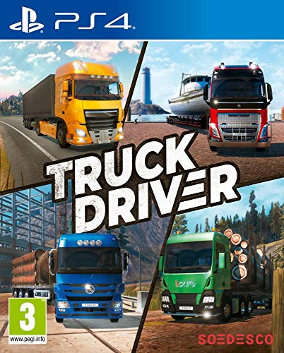 Truck Driver PS4 [