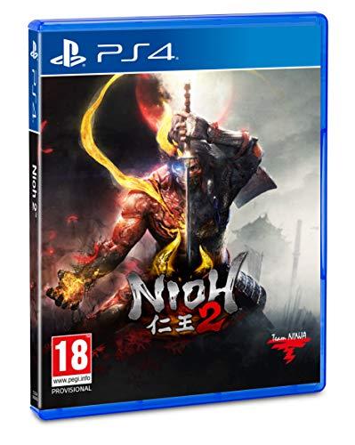 Nioh 2 [Uncut Edition] - Deutsche Verpackung PEGI 18
