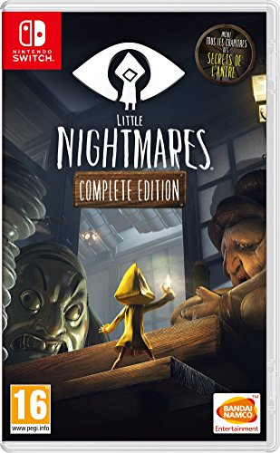 BANDAI NAMCO Entertainment Germany Little Nightmares Complete Edition