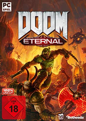 DOOM Eternal inkl. Metal Plate (Exkl. bei Amazon) [PC] [Exklusiv bei Amazon]