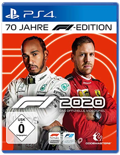 Codemasters F1 2020 70 Jahre F1 Edition(Playstation 4)