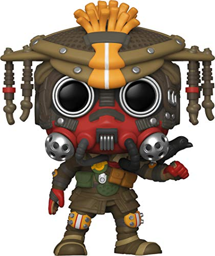 Funko 43288 POP Games: Apex Legends - Bloodhound Collectible Toy, Multicolour
