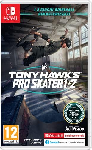 Videogioco Activision Tony Hawk's Pro Skater 1+2