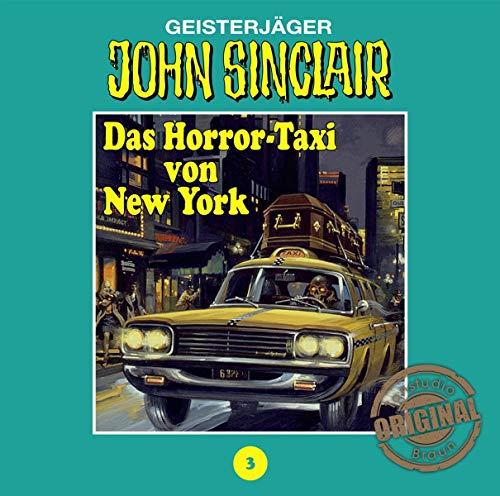 John Sinclair Tonstudio Braun-Folge 03