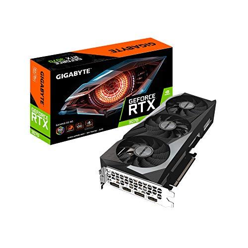 Gigabyte GeForce RTX 3070 Gaming OC 8 GB Grafikkarte