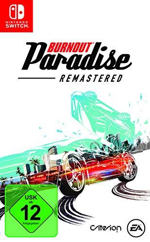 Burnout Paradise Remastered - [Nintendo Switch] - [Nintendo Switch]