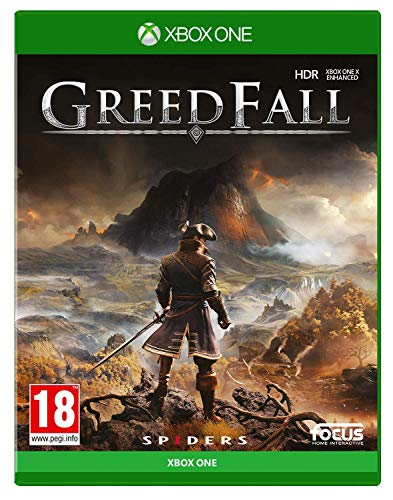 Focus Home Interactive - GreedFall /Xbox One (1 GAMES)