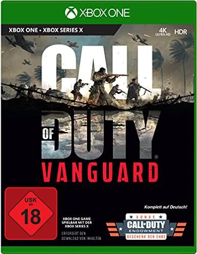 Call of Duty: Vanguard (exklusiv bei Amazon.de) [Xbox One]