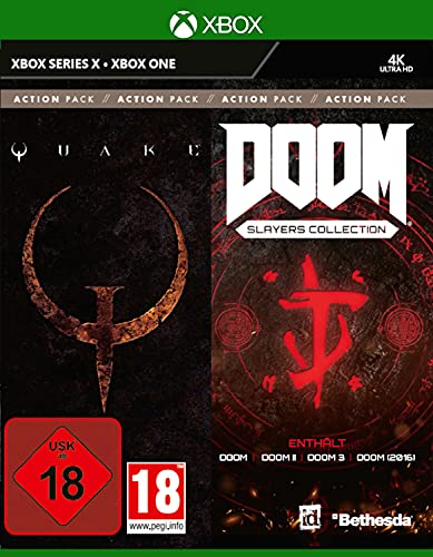 id Action Pack Vol. 1 (Quake + DOOM Slayers Collection) - [Xbox One]