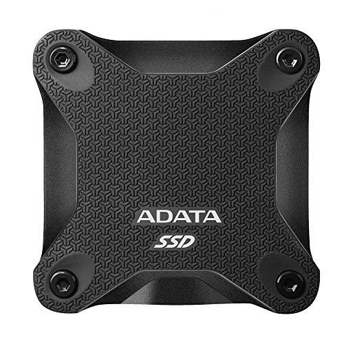 ADATA SD600Q 960GB Externe Solid State Drive Festplatte, schwarz