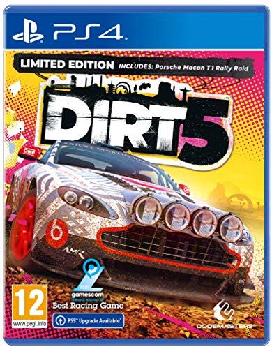 DIRT 5 (Amazon Limited Edition) (PS4) (Deutsch, Englisch, Französisch, Italienisch, Spanisch)