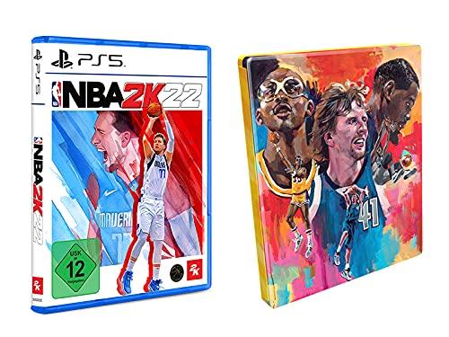 NBA 2K22 Amazon Steelbook - [Playstation 5]