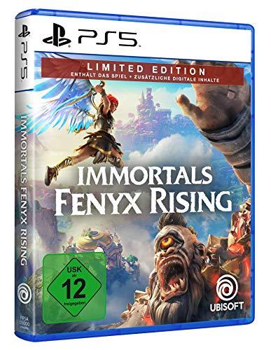 Immortals Fenyx Rising - Limited Edition (exklusiv bei Amazon) - [PlayStation 5]