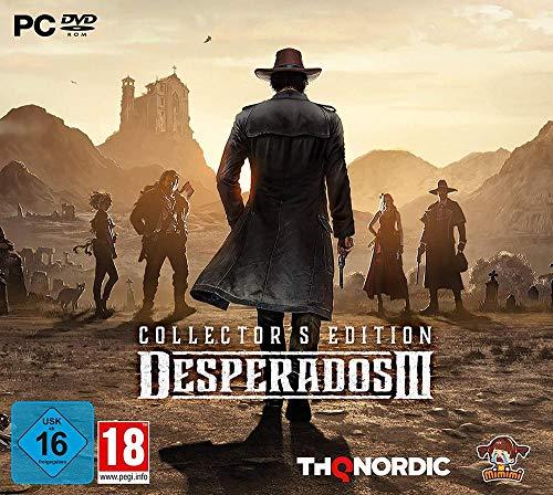Desperados 3 Collectors Edition (PC)