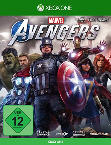 Marvel's Avengers (inkl. kostenloses Upgrade auf Xbox Series X) (XONE)