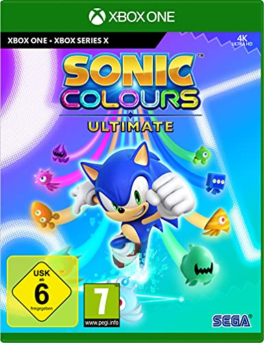 Sonic Colours: Ultimate (Xbox One / Xbox Series X)