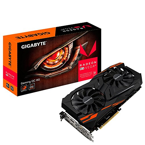 GIGABYTE Radeon RX Vega 64 Gaming OC 8G