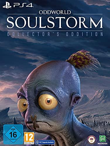 Oddworld: Soulstorm (Collector Oddition) - [Playstation 4]