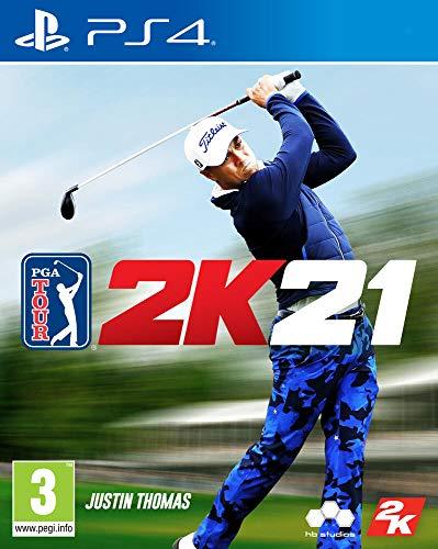 PGA TOUR 2K21 PS4 Spiel
