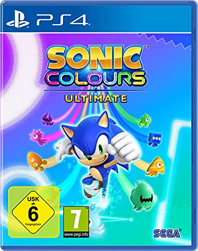 Sonic Colours: Ultimate (Playstation 4)