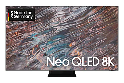 Samsung Neo QLED 8K TV QN800A 75 Zoll (GQ75QN800ATXZG), Quantum HDR 2000, Quantum Matrix Technologie Pro, Slim One Connect [2021]