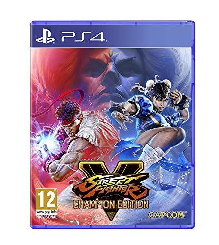 Street Fighter V Champion Edition (Playstation 4) [ ]