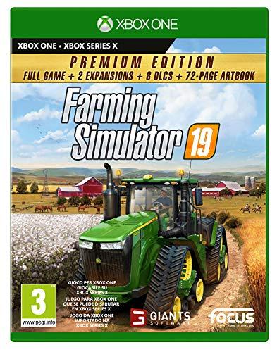 Videogioco Focus Farming Simulator 19 Premium Edition