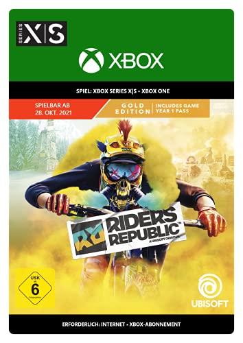Riders Republic - [Pre-Purchase] - Gold | Xbox - Download Code