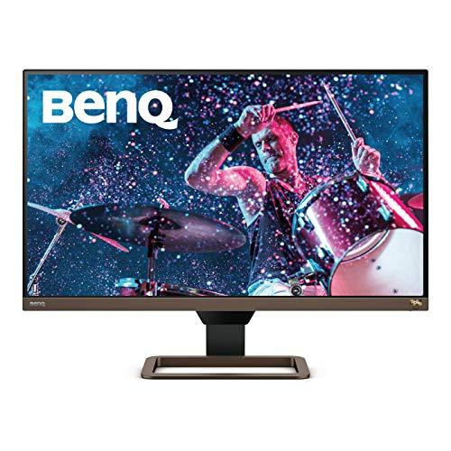 BenQ EW2780U 68.58CM 27IN LED IPS, Schwarz, Braun