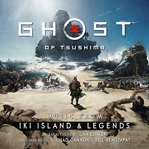 Ghost of Tsushima: Music from Iki Island & Legends