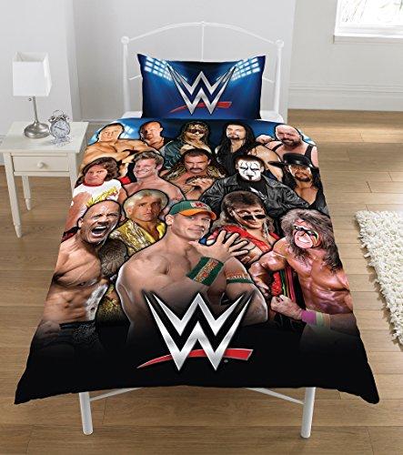 WWE Legends single duvet cover set Bettwäsche-Set