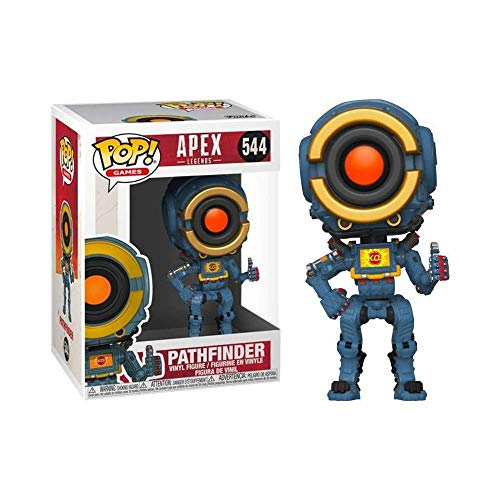 Funko 43289 POP Games: Apex Legends - Pathfinder Collectible Toy, Mehrfarbig, Standard