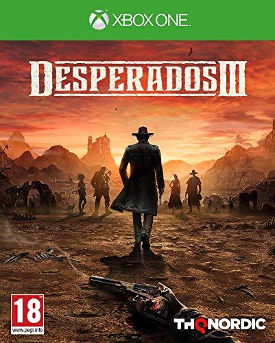 Desperados 3 (Xbox One) [PEGI-AT]