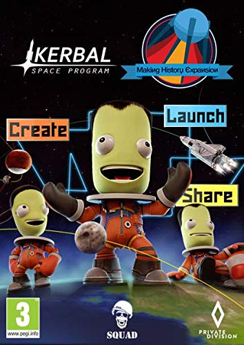 Kerbal Space Program: Making History   PC Code - Steam
