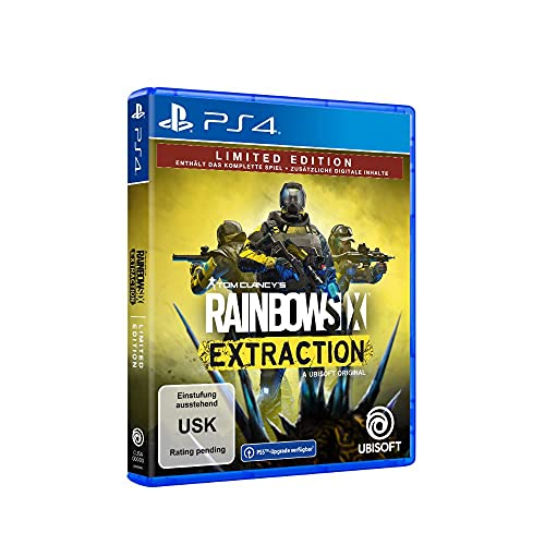 Rainbow Six Extraction – Limited Edition [PlayStation 4]