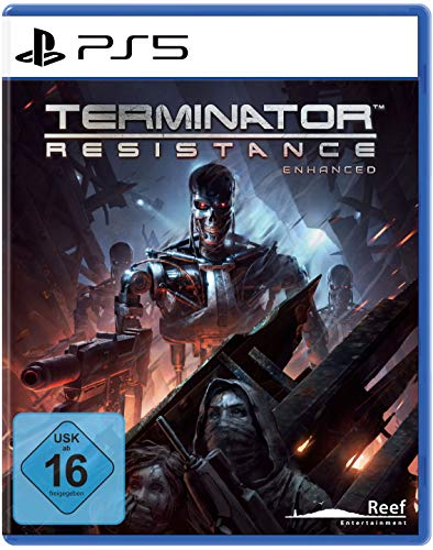 Terminator: Resistance Enhanced (Collector'S Edition) – PlayStation 5