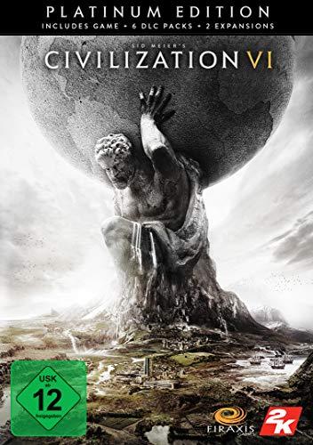 Sid Meier's Civilization VI Platinum Edition   PC Code - Steam