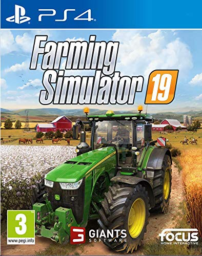 FARMING SIMULATOR 19 - FARMING SIMULATOR 19 (1 GAMES)