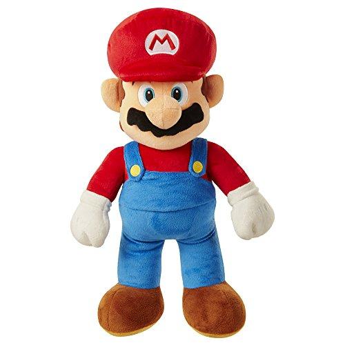 Nintendo 64456-1SIOC Plüschfigur Mario Giant, 50 cm Switch/Xbox_one