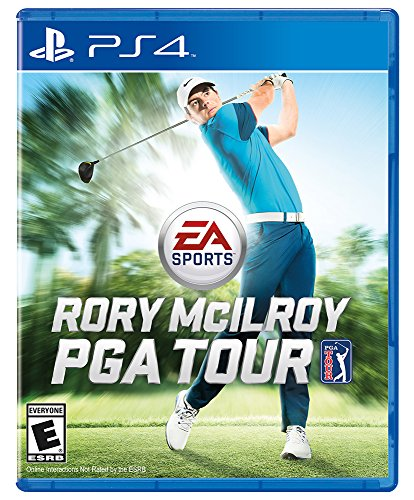 EA SPORTS Rory McIlroy PGA TOUR - PlayStation 4 by Electronic Arts