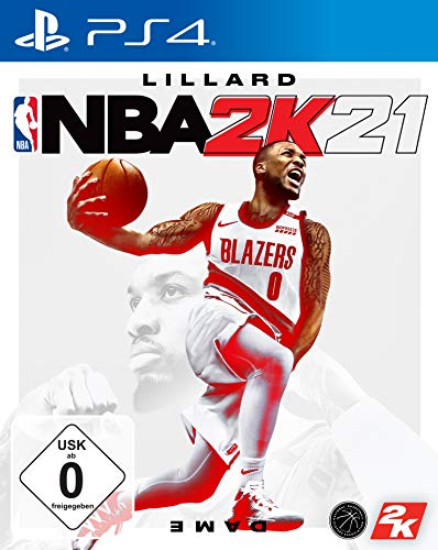 NBA 2K21 Standard Plus Edition (exklusiv bei Amazon.de) - [PlayStation 4] + Bonus 15.000 VC