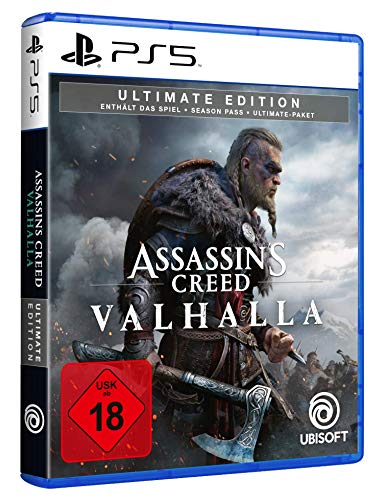 Assassin's Creed Valhalla Ultimate Edition - [PlayStation 5]