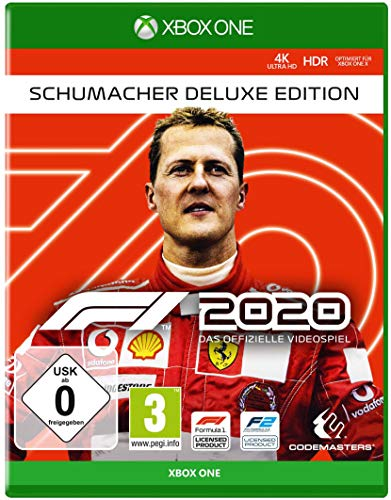 Codemasters F1 2020 Schumacher Deluxe Edition (Xbox One)
