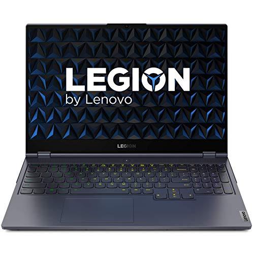 Lenovo Legion 5 Laptop 39,6 cm (15,6 Zoll, 1920x1080, FHD, WideView, 300nits, entspiegelt) Gaming Notebook (AMD Ryzen 7 5800H, 16GB RAM, 512GB SSD, NVIDIA GeForce RTX 3060, Win 10 Home) dunkelblau